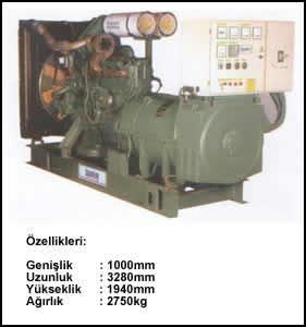 (Turkish) 301 KVA Prime
