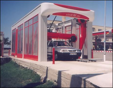(Turkish) Aqua Line Koveyör Tünel
